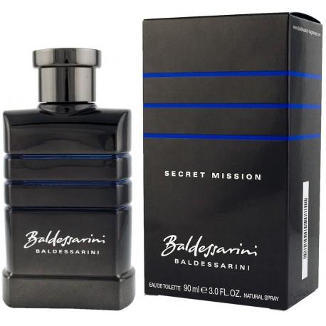 comprar perfumes online hombre BALDESSARINI SECRET MISSION EDT 90 ML