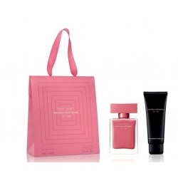 comprar perfumes online NARCISO RODRIGUEZ FLEUR DE MUSC EDP 30 ML + BODY LOTION 75ML SET REGALO mujer