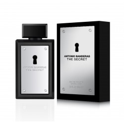 comprar perfumes online hombre ANTONIO BANDERAS THE SECRET EDT 100 ML VP.
