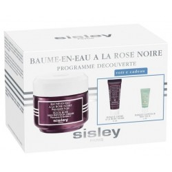 SISLEY BLACK ROSE SKIN INFUSION CREAM 50ML+BLACK ROSE CREAM MASK 10ML+EYE CONTOUR MASK 2ML