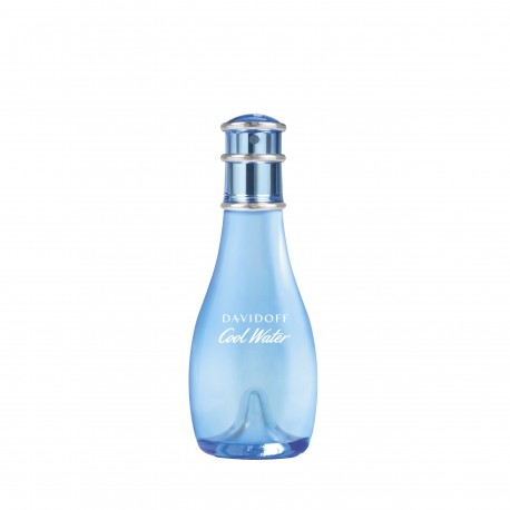 comprar perfumes online DAVIDOFF COOL WATER WOMAN EDT 50 ML VP. mujer