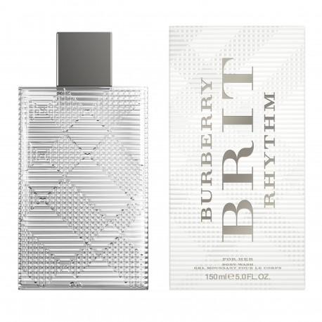 comprar perfumes online BURBERRY BRIT RHYTHM WOMAN BODY WASH 150 ML mujer