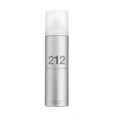 comprar perfumes online CAROLINA HERRERA 212 DEO VAPO 150 ML mujer