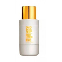 comprar perfume CAROLINA HERRERA 212 VIP BODY LOTION 200 ML danaperfumerias.com