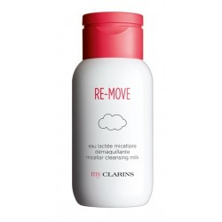 Comprar tratamientos online MY CLARINS RE-MOVE EAU LACTEE MICELLAIRE DEMAQUILLANTE 200ML
