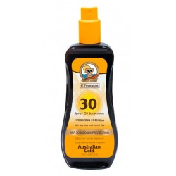 AUSTRALIAN GOLD SPRAY OIL SUNSCREEN SPF30 237ML danaperfumerias.com/es/