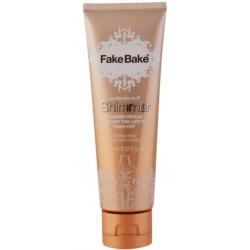 FAKE BAKE INTANT TAN SHIMMER BODY LOCION COLOR MEDIO AUTOBRONCEADOR 125 ML danaperfumerias.com