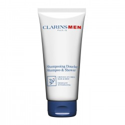 Comprar productos de hombre CLARINS MEN HAIR & BODY SHAMPOO 200ML danaperfumerias.com