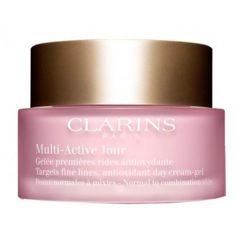CLARINS MULTI-ACTIVE GEL-CREMA DIA 50 ML P/NORMAL MIXTA danaperfumerias.com