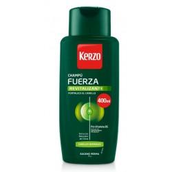 Comprar productos de hombre KERZO CHAMPÚ FUERZA REVITALIZANTE 400ML danaperfumerias.com