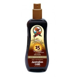 AUSTRALIAN GOLD SPRAY BRONCEADOR SPF 15 237 ML danaperfumerias.com