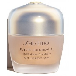 SHISEIDO FUTURE SOLUTION LX TOTAL RADIANCE FOUNDATION SPF 15 30 ML COLOR 3 GOLDEN