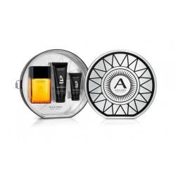 comprar perfumes online hombre AZZARO POUR HOMME EDT 100 ML + GEL 100 ML + A/S 50 ML SET REGALO