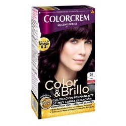 COLORCREM COLOR & BRILLO TINTE CAPILAR 46 VIOLIN
