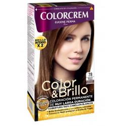 COLORCREM COLOR & BRILLO TINTE CAPILAR 78 MARRON PRALINE danaperfumerias.com/es/
