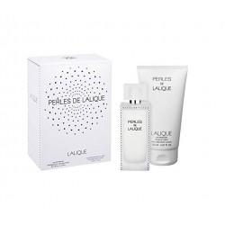 comprar perfumes online LALIQUE PERLES DE LALIQUE EDP 100 ML + BODY LOTION 150 ML SET REGALO mujer