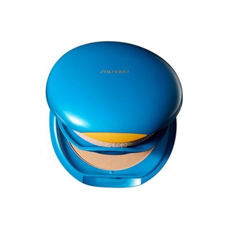 SHISEIDO UV PROTECTIVE SPF 30  COMPACT FOUNDATION COLOR 70 DARK IVORY 12 G.