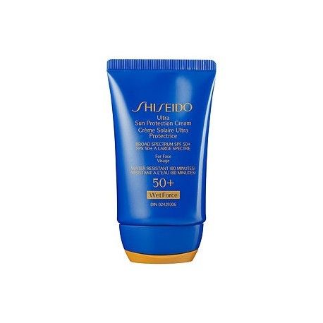 Comprar tratamientos online SHISEIDO WETFORCE SPF 50+ EXPERT SUN PROTECTION FACE 50 ML