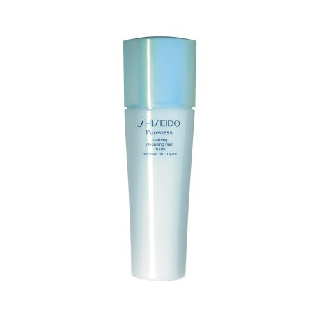 SHISEIDO PURENESS FOAMING CLEANSING FUID 150 ML