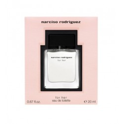 NARCISO RODRIGUEZ FOR HER EDT 20 ML