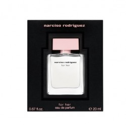 NARCISO RODRIGUEZ NARCISO RODRIGUEZ FOR HER EDP 20 ML