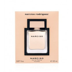 comprar perfumes online NARCISO RODRIGUEZ NARCISO POUDREE EDP 20 ML mujer