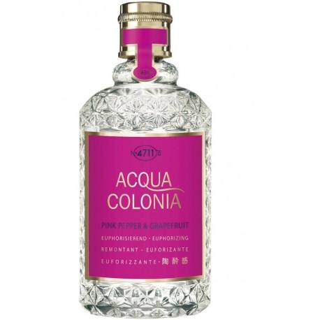 comprar perfumes online unisex 4711 ACQUA COLONIA PINK PEPPER & GRAPEFRUIT 170ML
