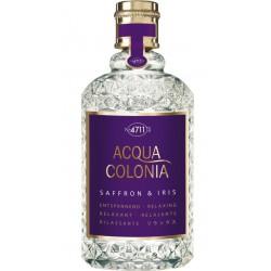 comprar perfumes online unisex 4711 ACQUA COLONIA SAFFRON & IRIS 170ML