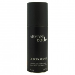 comprar perfume ARMANI CODE MEN DEO SPRAY 150 ML danaperfumerias.com