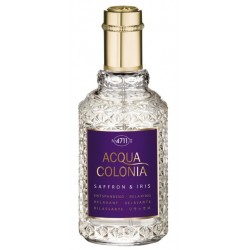 4711 ACQUA COLONIA SAFFRON & IRIS 50ML