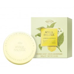 comprar perfume 4711 ACQUA COLONIA LEMON & GINGER SOAP 100GR danaperfumerias.com