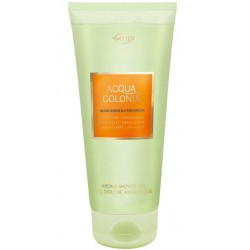 4711 ACQUA COLONIA MANDARINE & CARDAMOM SHOWER GEL 200ML
