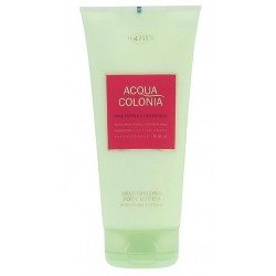 comprar perfumes online 4711 ACQUA COLONIA PINK PEPPER & GRAPEFRUIT BODY LOCION 200ML mujer