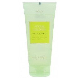 comprar perfumes online 4711 ACQUA COLONIA LIME & NUTMEG SHOWER GEL 200ML mujer
