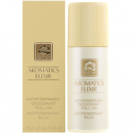 comprar perfumes online CLINIQUE AROMATICS ELIXIR DEO ROLL ON 75 ML mujer