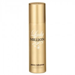 comprar perfumes online PACO RABANNE LADY MILLION DESODORANTE VAPO 150 ML mujer