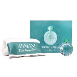comprar perfumes online GIORGIO ARMANI ACQUA DI GIOIA EDP 100 ML VP + TOALLA SET REGALO mujer