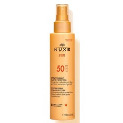 NUXE SUN SPRAY FONDANT PROTECTION SPF50 150Ml danaperfumerias.com/es/