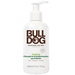 BULLDOG ORIGINAL CHAMPU & ACONDICIONADOR BARBA 200ML