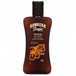 HAWAIIAN TROPIC ACEITE SECO SPF 0 200 ML danaperfumerias.com/es/