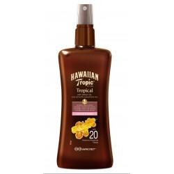 HAWAIIAN TROPIC ACEITE SECO SPRAY SPF20 200 ML danaperfumerias.com/es/