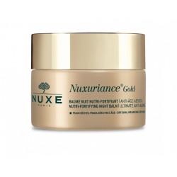 NUXE NUXURIANCE GOLD BÁLSAMO DE NOCHE NUTRI-FORTIFICANTE 50 ML danaperfumerias.com/es/