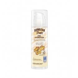 HAWAIIAN TROPIC SILK HYDRATION AIRSOFT SUN LOTION SPF 50 150 ML danaperfumerias.com/es/