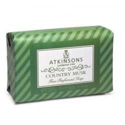 ATKINSONS PASTILLA JABON COUNTRY MUSK 125 GR danaperfumerias.com/es/