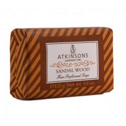 ATKINSONS PASTILLA JABON SANDAL WOOD 125 GR danaperfumerias.com/es/