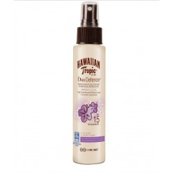 HAWAIIAN TROPIC DUO DEFENCE MIST BRUMA FACIAL Y CORPORAL SPF 15 100 ML