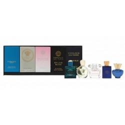 comprar perfumes online VERSACE MINIATURAS COLLECTION HOMBRE Y MUJER 5X5ML mujer