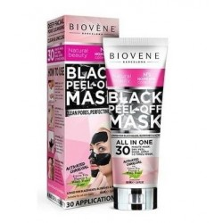 BIOVENE BLACK PEEL-OFF MASK 100ML danaperfumerias.com/es/