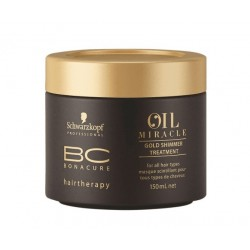 BONACURE OIL MIRACLE GOLD SHIMMER TREATMENT 150ML