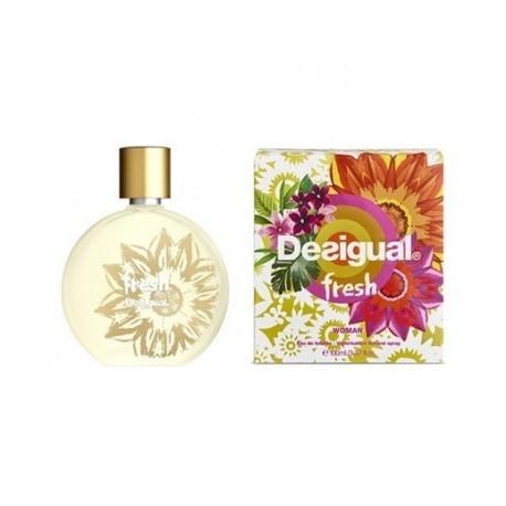 comprar perfumes online DESIGUAL FRESH EDT 100 ML mujer